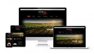 Création site internet Fox Webdesign Bordeaux - Vin3D