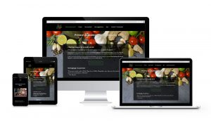 Création site internet Fox Webdesign Bordeaux - Primeur