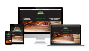Refonte site internet Fox Webdesign Bordeaux - Saint Maurice Pizza