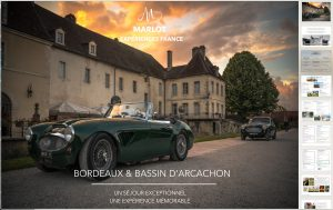 Extrait de brochure de Marlot Experiences France