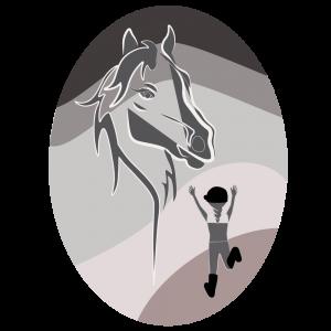 Logo poney club de la pouyade à Marsac en Charente