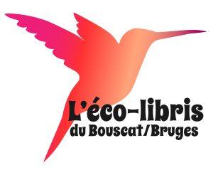 Création logo l'éco-libris du Bouscat/Bruges