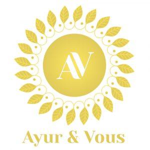Logo Ayur et Vous Fox Webdesign