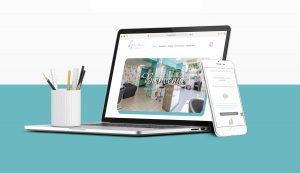 Création site web vitrine - Fox Webdesign à Bordeaux